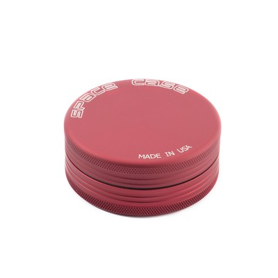 SMALL - RED - 2 PIECE SPACE CASE GRINDER