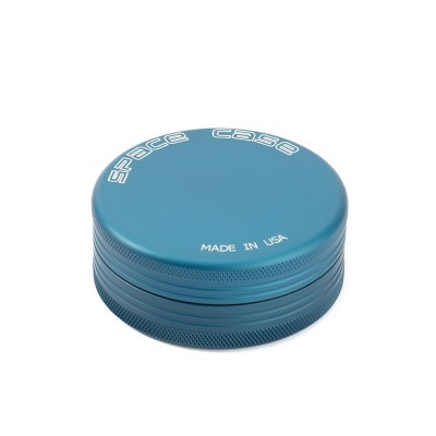 MEDIUM - BLUE - 2 PIECE SPACE CASE GRINDER