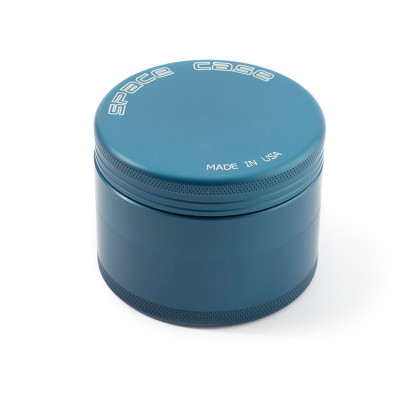 LARGE - BLUE MIX - 4 PIECE SPACE CASE GRINDER