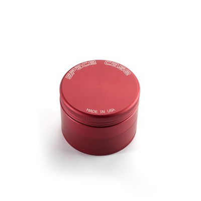SMALL - RED MIX - 4 PIECE SPACE CASE GRINDER