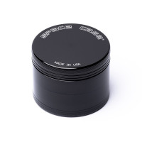 MEDIUM - BLACK - 4 PIECE SPACE CASE GRINDER