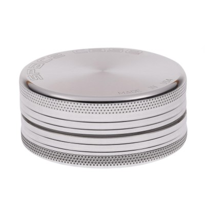 SMALL - POLISHED - 2 PIECE SPACE CASE GRINDER
