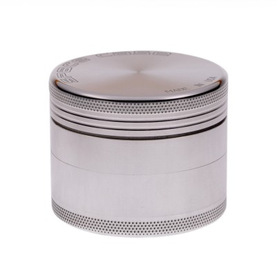 SMALL - POLISHED - 4 PIECE SPACE CASE GRINDER