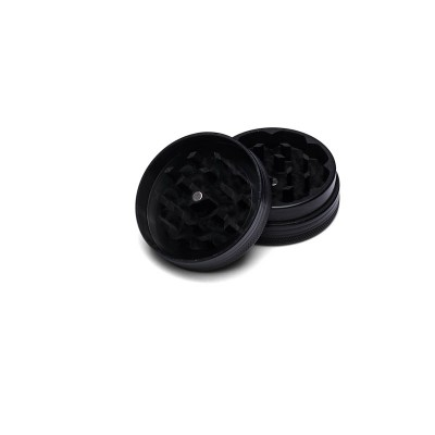 SMALL - BLACK TITANIUM - 2 PIECE SPACE CASE GRINDER